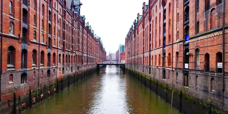 Hamburg city vanlife