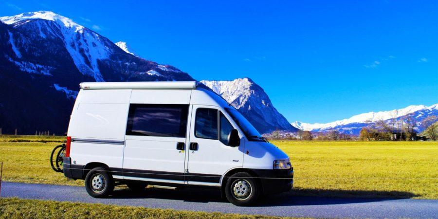 matkailuautolla sveitsiin
