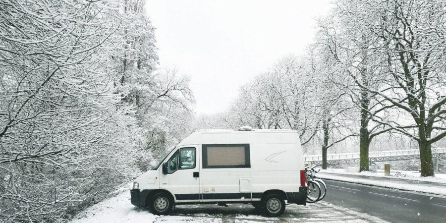 Kassel vanlife